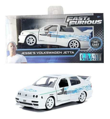 Auto Rapido Y Furioso Jesse's Volkswagen Jetta 1:32 Metal