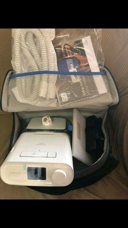 Equipos para la apnea de sueño cpap, bipap