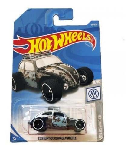 Hot Wheels Custom Volkswagen Beetle Vocho Oxidado