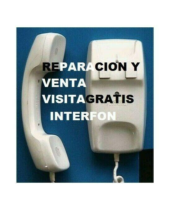 INTERFONES  REPARACION Y VENTA