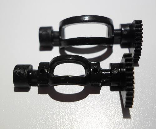 Lote 5 Sets De Engranes De Repuesto Joystick Control N64