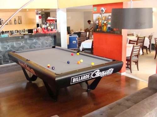 Mesa De Billar Chevillotte Profesional Europa Master (pool)