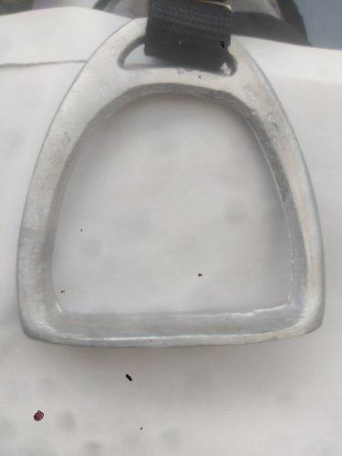 Par De Estribos En Aluminio