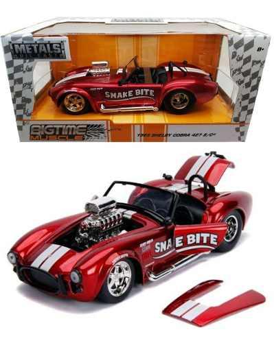 Shelby Cobra 427 S/c Jada Bigtime Muscle 1:24 Oferta !!