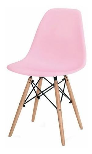 Silla Rosa Eames Style - Promocion!!!