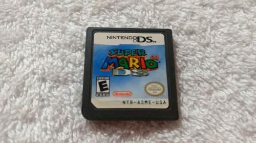 Super Mario 64 Ds Para Nintendo Ds Oportunidad..!!