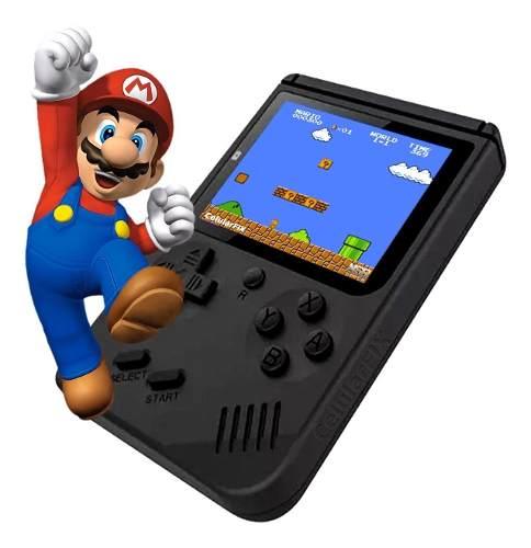 Consola De Juegos Tipo Retro Con 300 Juegos Precargados,