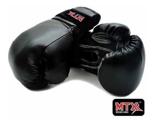 Guantes Box Boxeo Piel Sintetica Compra 2pares -envio Gratis