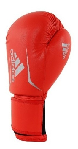 Guantes adidas De Box Speed  Oz Rojo Negro