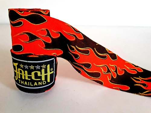 Jalch Par De Vendas De Box Mma Muaythai Kickboxing Muay 4