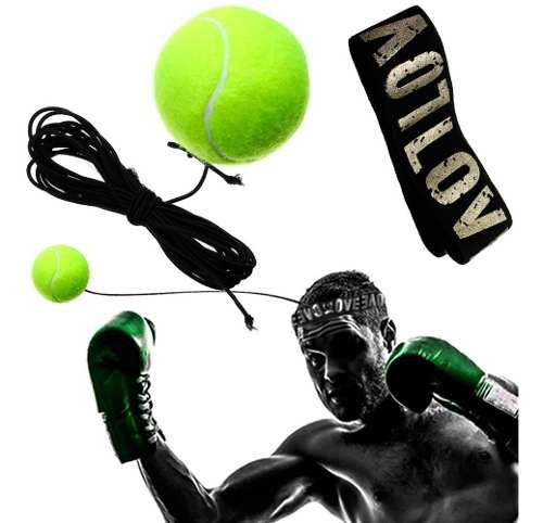 Pelota De Boxeo Box Muay Thai Kick Boxing Fight Ball D