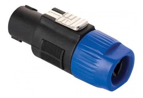 Plug Speakon Tipo Neutrik Para 2 V |
