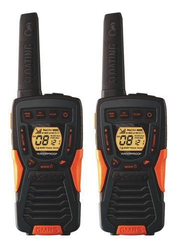 Radios Cobra Flotantes 59km* 37 Millas Acxtr Flt Vs Agua
