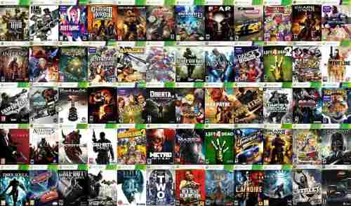 Remate De Juegos Online Xbox 360 Rev Descripcion $500 Pesos