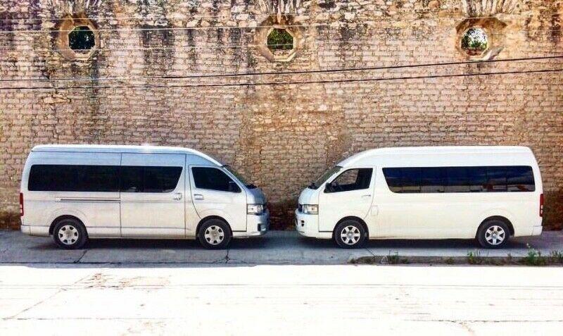 Renta de Camionetas y Autos con Chófer