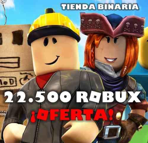 Robux En Roblox ¡oferta Limitada!