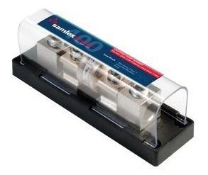 Base Y Fusible 400a Para Banco De Baterias