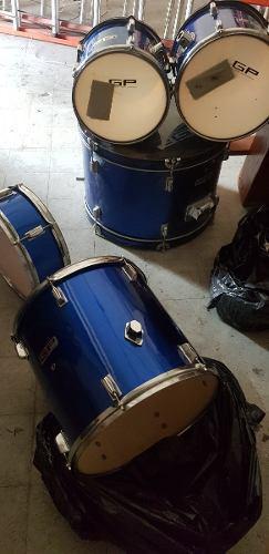 Batería Gp Greggs Percussion