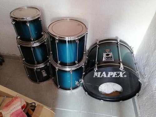 Batería Mapex Mars Pro Series 6 Piezas