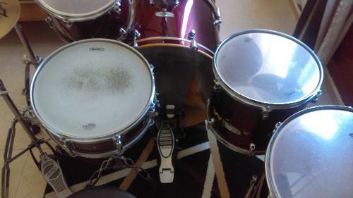 Batería Mapex Q, Remo Ux Drum Head