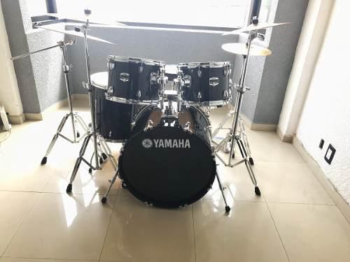 Batería Yamaha Platillos Paiste Y Dream Original
