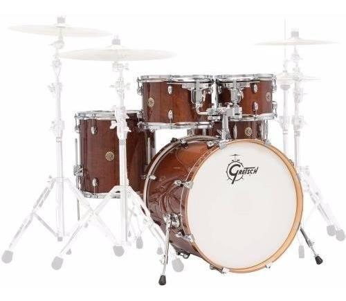 Bateria Gretsch S/stands Cat. Maple 20 - Pepismusic
