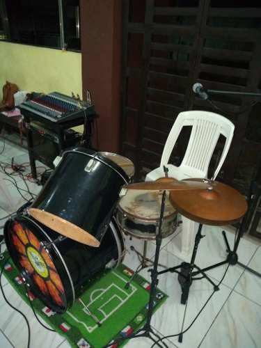 Bateria New Beat Negra