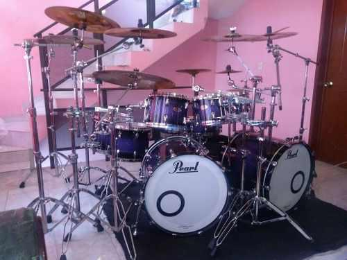 Bateria Pearl Reference Series Shell Pack 8 Piezas