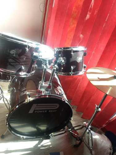Bateria: Power Beat, Excelente Estado