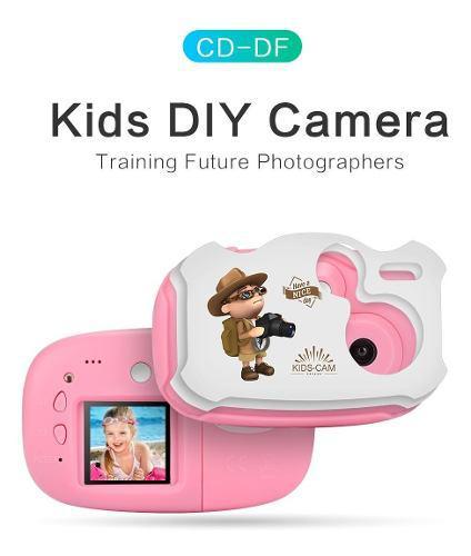 Cámara Digital Para Niños, Videocámara De Vídeo, Mini,