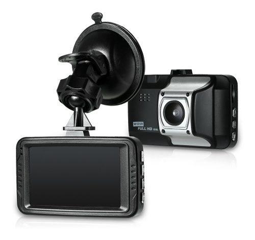 Dash Cam Cámara Videocámara Detección De