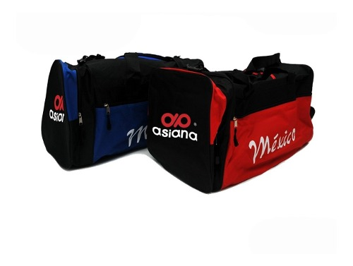 Ithaca Store Asiana - Maleta Para Taekwondo Azul