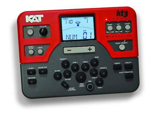 Kat Percussion Kt3m Módulo De Sonido / Disparador Digital D