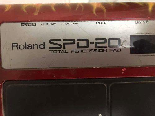 Octapad Roland Spd 20
