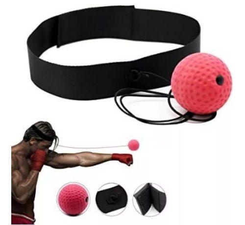 Pelota Boxeo Boxing Reflejo Velocidad Box Mma Envío Gratis