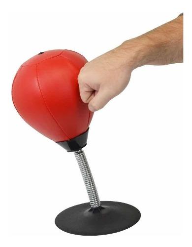 Punching Ball Pera De Box De Escritorio Anti Estress