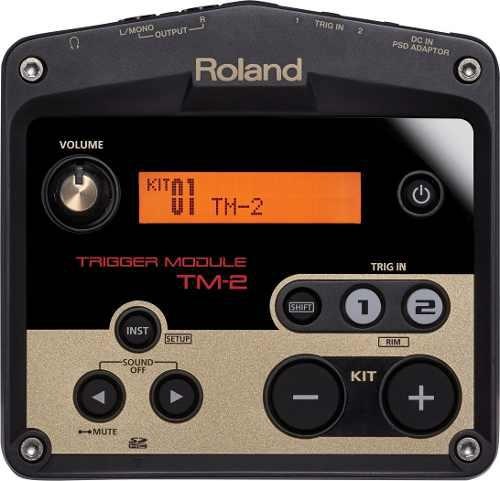Roland Tm2 - Módulo De Activación Del Tambor Acústico