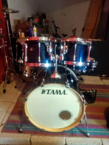 Shell Pack Tama Superstar Birch (bateria No Dw,pearl,yamaha)