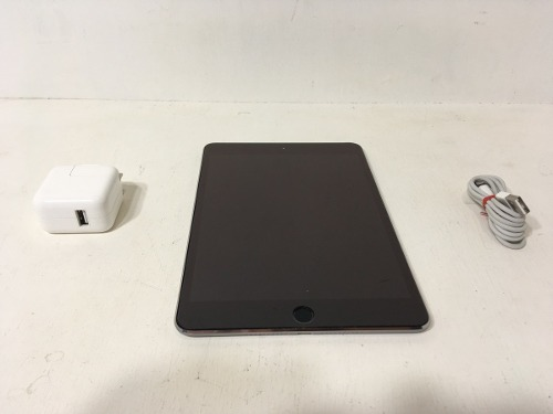 Tablet iPad Mini 4 Wi-fi 64 Gb A Space Gray Sin Cuentas