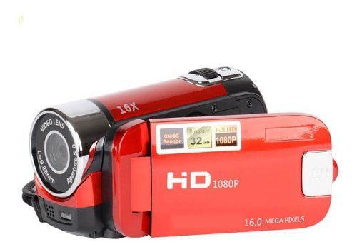 Uso De Viaje Dv Cam 1080p Videocámara Videocámara