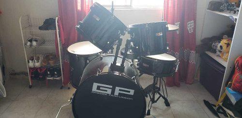 Vendo Batería Greggs Percussion, Esta Nueva, Se Usó Poco