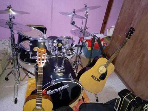 Venta De Batería Musical Completa
