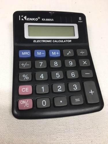 Calculadora Electrónica Kenko 8 Dígitos Kk-a