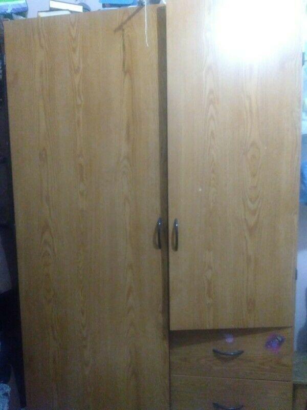 Closet de madera $