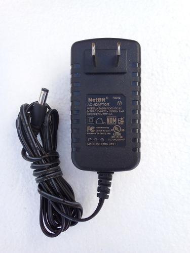Eliminador/adaptador 12.0v= 1.5a Uso Continuo Punta 0.4mm