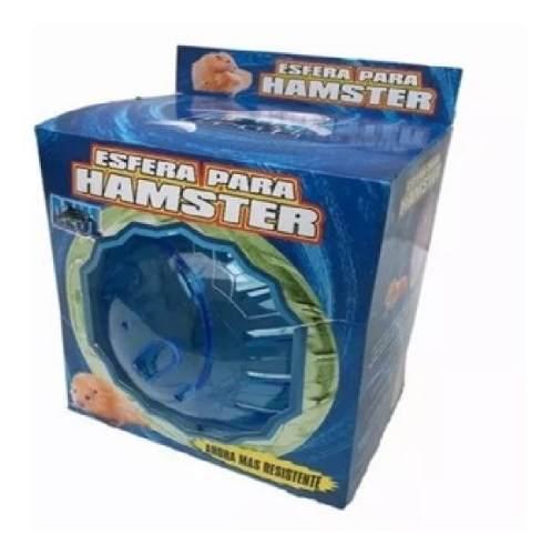 Esfera Para Hamster De 18 Cm
