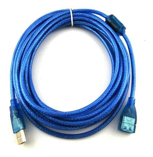 Extension Cable Usb 10 Metros Macho-hembra Laptop Impresora
