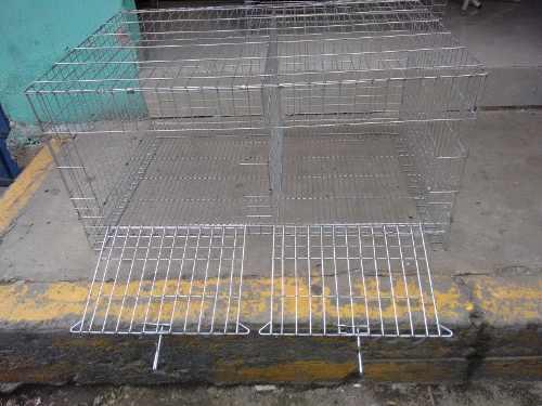 Jaula Hamster Conejo Huron 6 Jaulas