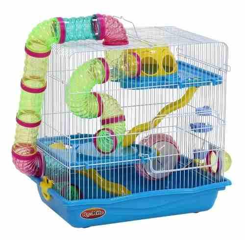 Jaula Para Hamster Y Pequeños Roedores Red Kite Fresno Iv