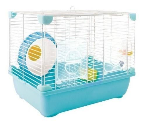 Jaula Plastica Para Hamster 33.5x23.7x35.5 Good Neighbour